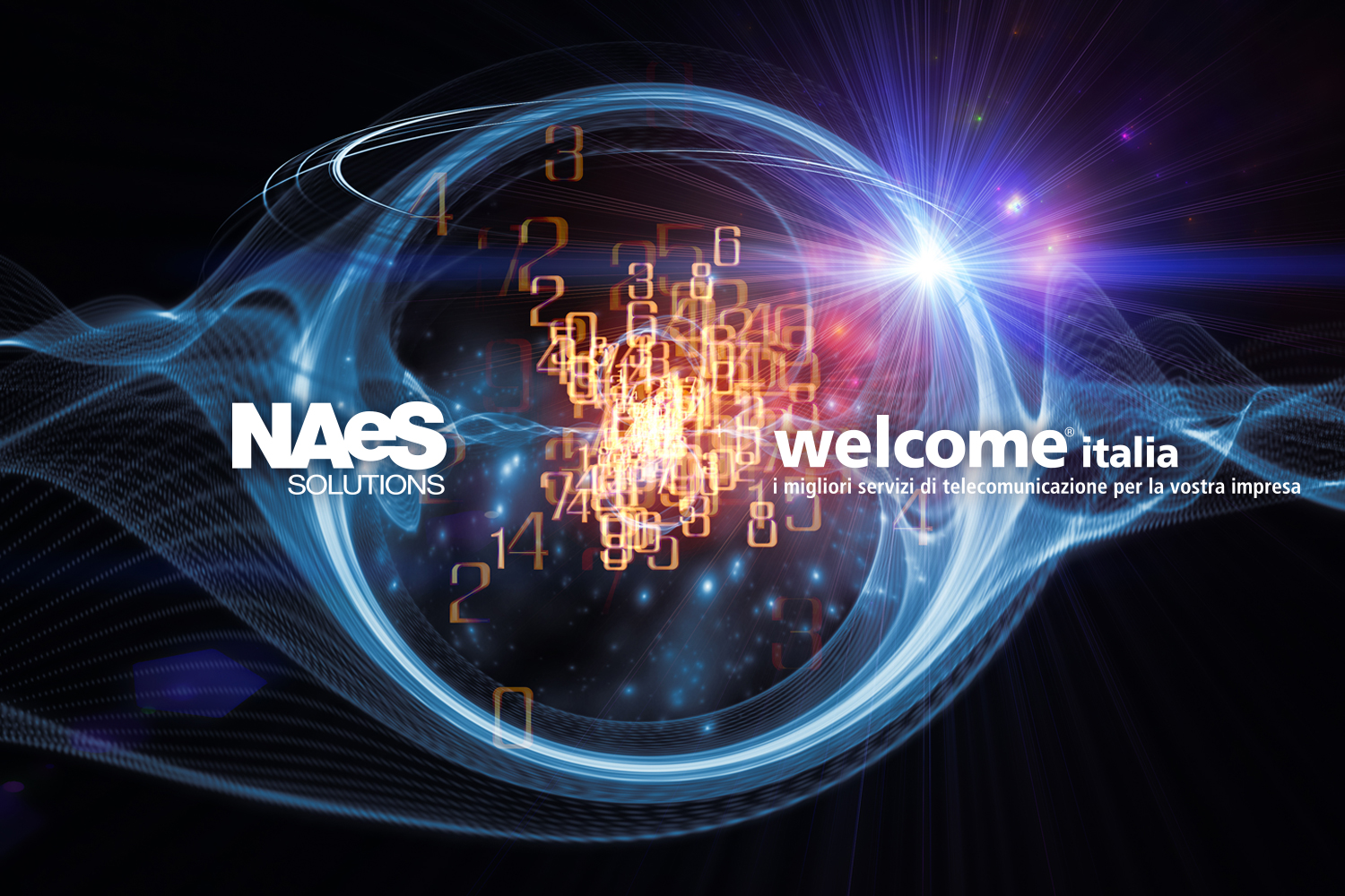 NAeS Solutions e Welcome Italia